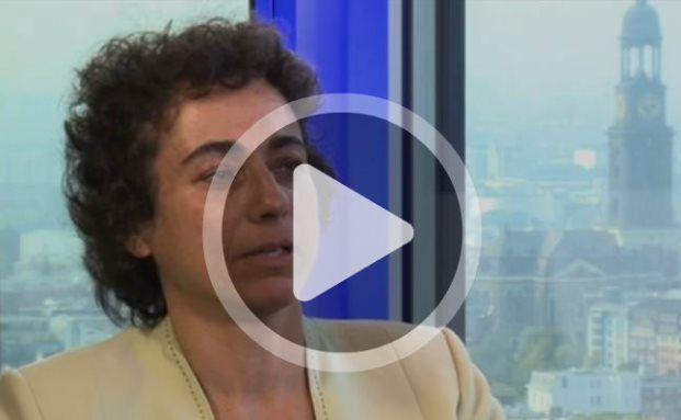 Claudia Calich, Managerin des M&G Emerging Markets Bond