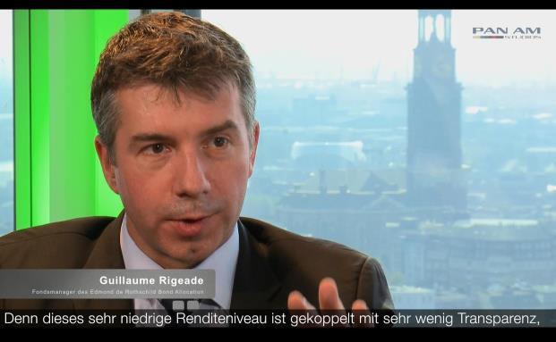 Guillaume Rigeade, Manager des Edmond de Rothschild Bond Allocation