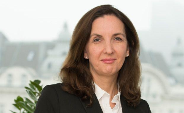 Ilona Wachter, Chefin der Betreuung institutioneller Kunden, leitet das Büro in Frankfurt.