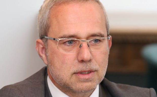 Uwe Zimmer, Vorstandsvorsitzender der Meridio Vermögensverwaltung