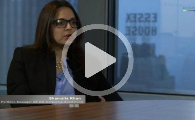 Bleibt optimistisch für Emerging-Markets-Anleihen: AB-Managerin Shamaila Khan