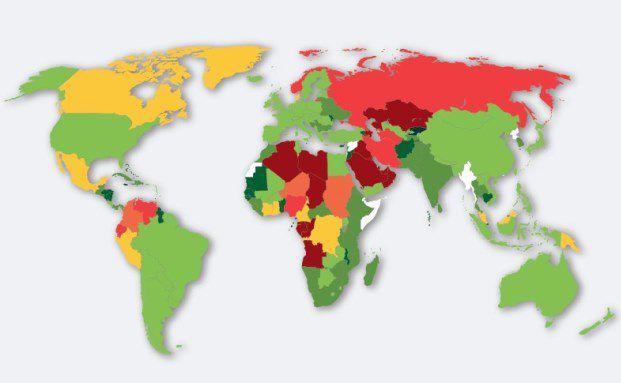 Die globalen Gewinner und Verlierer des Ölpreisverfalls (Quelle: Deutsche Asset & Wealth Management)