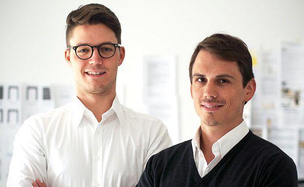 Gründerteam des Start-Ups Safe: Andreas Friedrich und Christian Wiens (Foto: Safe)