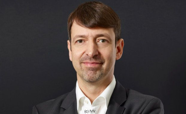 Steffen Ritter: Geschäftsführer des IVV (Foto: IVV)