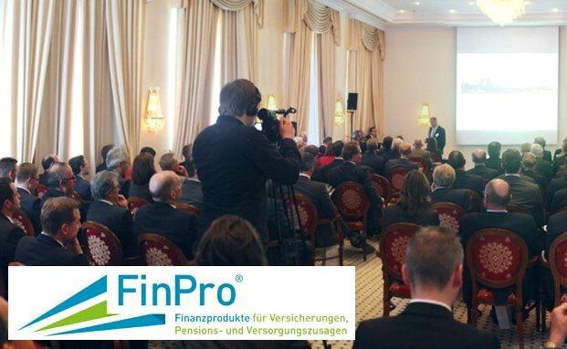 FinPro am 2. und 3. Juni 2015 im Grandhotel Schloss Bensberg nahe Köln (Foto: FinPro)