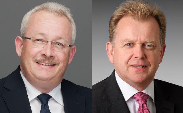 Achim Birken und Wolfgang Finke