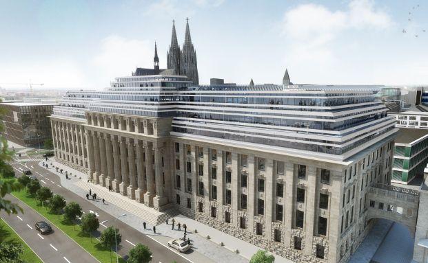 Die 'Neue Direktion Köln' - Beispiel für eine Projektentwicklungen im hausInvest. Bild: images©beyer.co.at