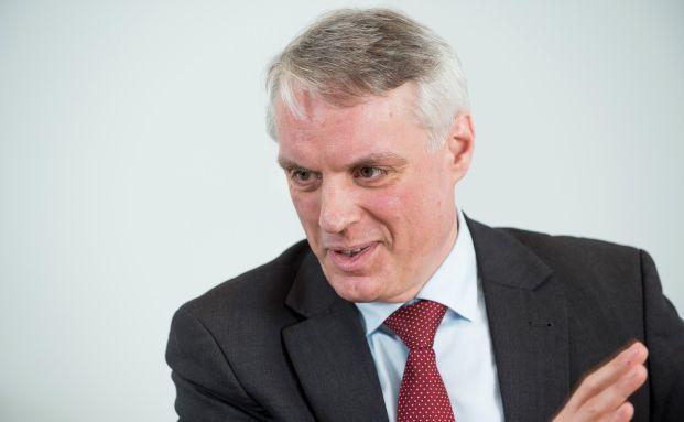 Stefan Kolb ist Leiter Private Port bei der Deutschen Asset & Wealth Management. Foto: Lutz Sternstein