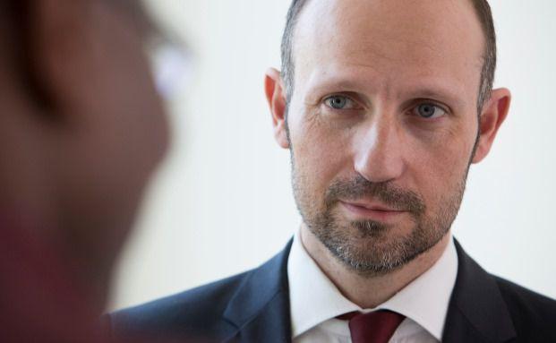 Mario Schüttauf, Fondsmanager des hausInvest, Offener Immobilienfonds der Commerz Real AG
