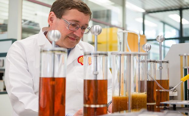 Shell-Analyst: Der Mineralölkonzern ist eine der größten Positionen im BlackRock-Fonds BGF European Equity Income Fund (Foto: Shell Deutschland Oil GmbH)
