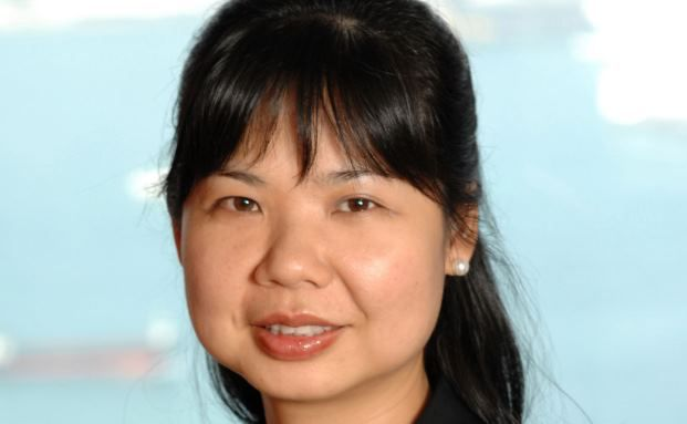 Elina Fung, Managerin des HSBC Asia ex Japan Equity Smaller Companies