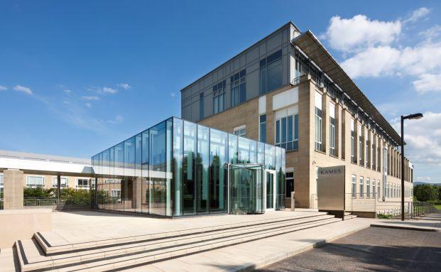 Hauptsitz von Kames Capital in Edinburgh, Schottland (Foto: McAteer)