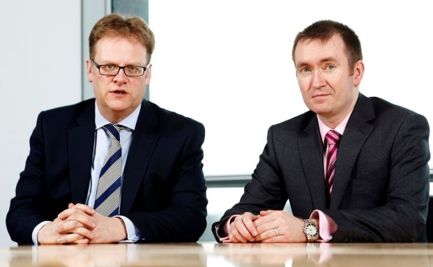 David Roberts und Phil Milburn, Portfolio Manager des Kames Strategic Global Bond Fund