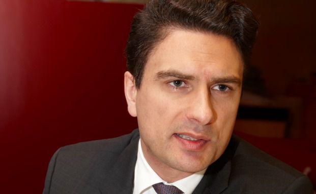 Peter Scharl, Vertriebsleiter für iShares in Deutschland, Österreich und Osteuropa. Foto: Tom Hönig
