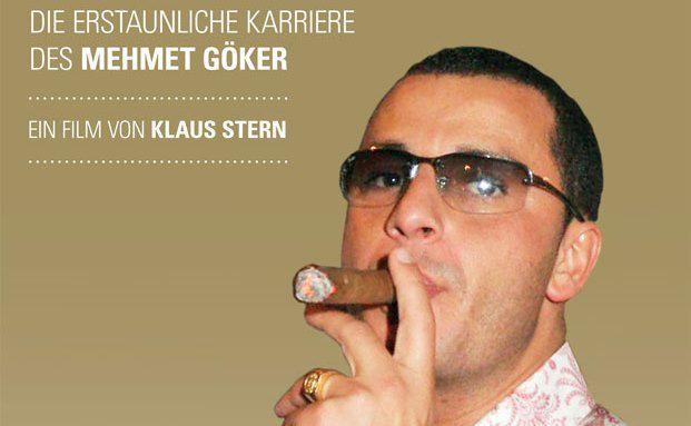 """Ausschnitt des Plakats zum ersten Göker-Film """"Der Versicherungsvertreter"""""""