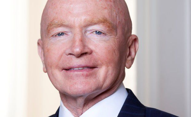 Mark Mobius, Chef der Templeton Emerging Markets Group
