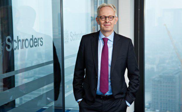 Charles Neus, Leiter Versicherungen bei Schroders
