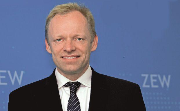 Clemens Fuest, Präsident des Zentrums für Europäische Wirtschaftsforschung, Foto: ZEW