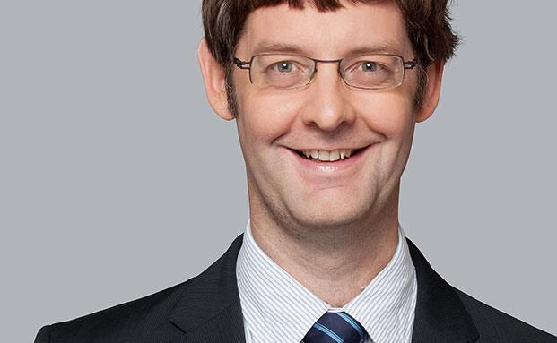 Urs Duss, Fondsmanager des Multi-Asset-Fonds Schroder ISF Global Dynamic Balanced
