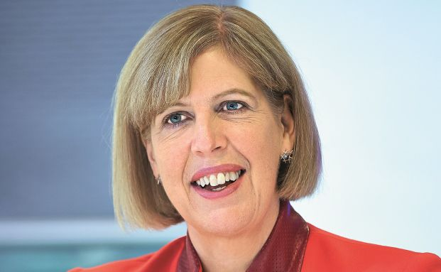 Sheila Nicoll, Head of Public Policy bei Schroders