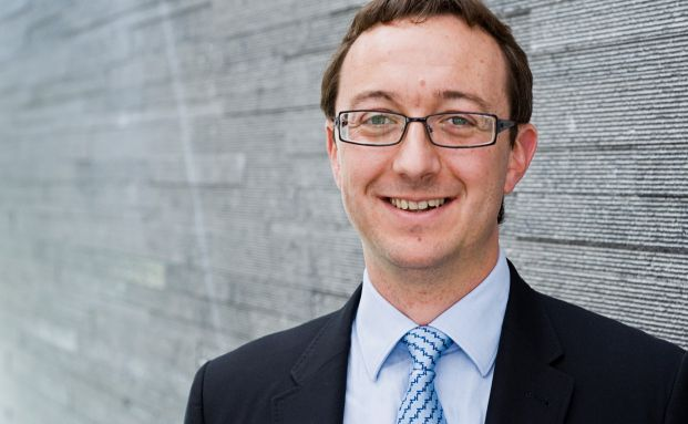Matthew Siddle, Portfoliomanager des Fidelity European Growth Fund