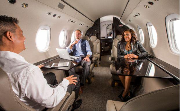 Luxus-Jet-Hersteller versuchen mit neuen Modellen den Markt anzukurbeln. Foto: Cessna
