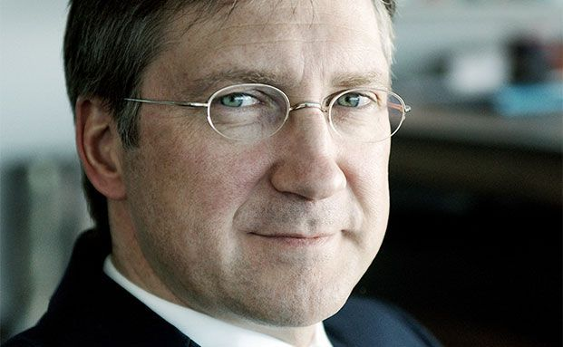 Bert Flossbach, Fondsmanager und Chef der Vermögensverwaltung Flossbach von Storch