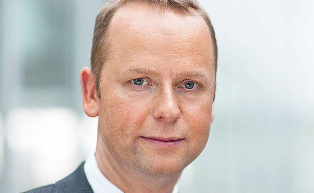 Henning Gebhardt, Fondsmanager des DWS Aktien Strategie Deutschland