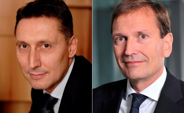Die neue Führungsriege von Oddo Meriten AM: Nicolas Chaput (links) und Werner Taiber