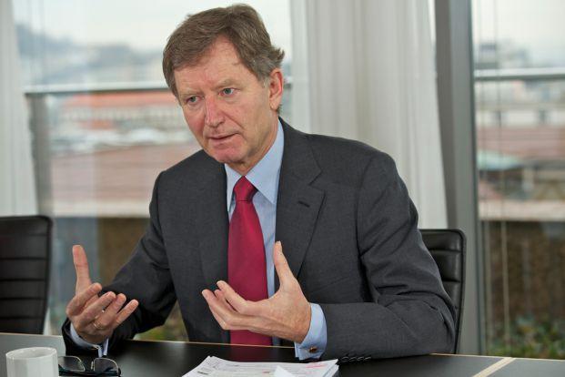 GDV-Präsident Alexander Erdland. Foto: GDV