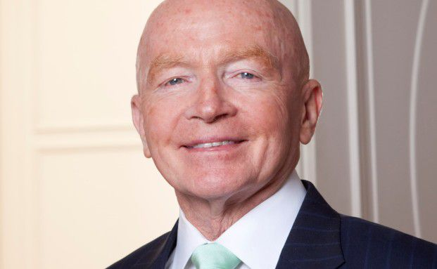 Mark Mobius, Chef der Templeton Emerging Markets Group.