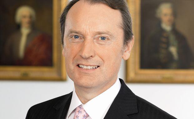 Hans-Walter Peters, Sprecher der persönlich haftenden Gesellschafter von Berenberg, und bald auch Bankenpräsident