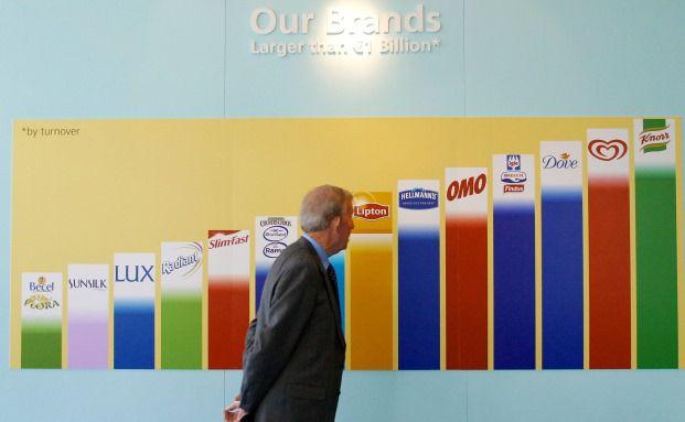 Unilever-Marken: Der Konzern ist einer der Top-Titel des UBS Equity Opportunity Long Short Fund. (Foto: Bloomberg)