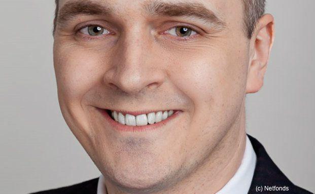 Netfonds-Vorstand Oliver Kieper. Foto: Netfonds