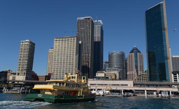 Skyline von Sydney. Der australische Immobilienmarkt punktet mit Transparenz und guten Ertragsaussichten. (Foto: Getty Images)