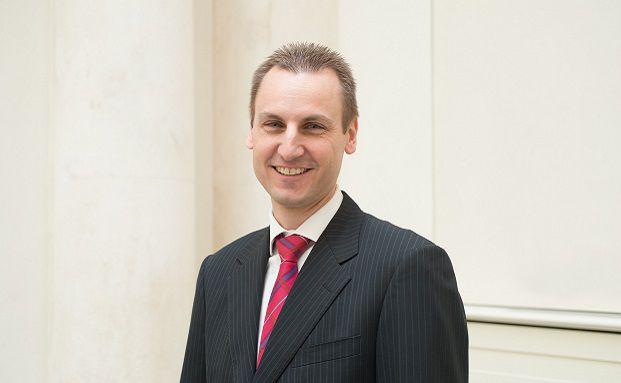 Daniel Rudis, Portfoliomanager des UBS Dynamic Alpha Fund. Foto: UBS