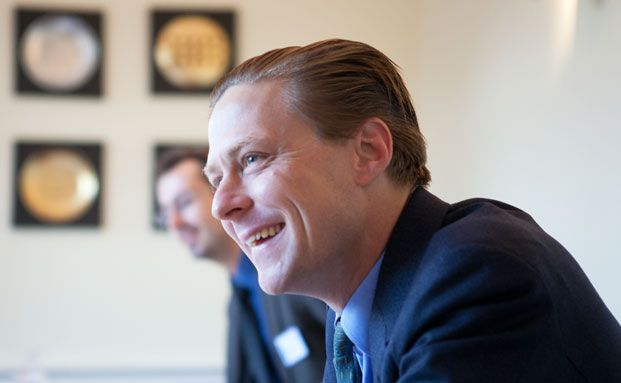 Carlos Hardenberg, Senior Vice President und Managing Director bei Templeton Emerging Markets Group