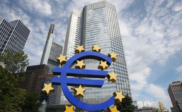 Europäische Zentralbank in Frankfurt: Dank den verbesserten Finanzbedingungen ist Europa zurück auf dem Wachstumskurs. (Foto: Getty Images)