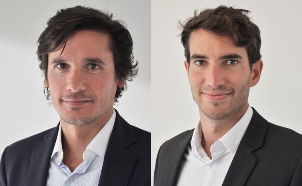 Juan Valenzuela (links), Fixed-Income-Manager, und Timothée Pubellier (rechts), Junior Fixed-Income-Manager bei Kames Capital (Foto: Kames Capital)
