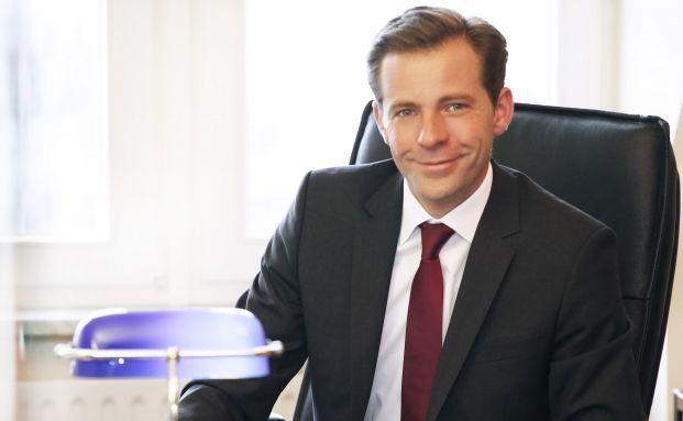 Maxpool-Geschäftsführer Oliver Drewes