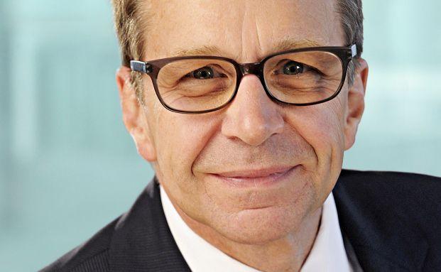 DAV-Vorstand Johannes Lörper