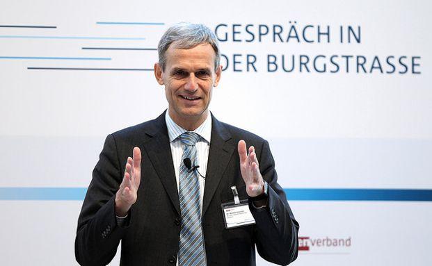 Michael Kemmer ist Hauptgeschäftsführer des Bundesverband deutscher Banken (BdB). Foto: Boris Streubel, action press