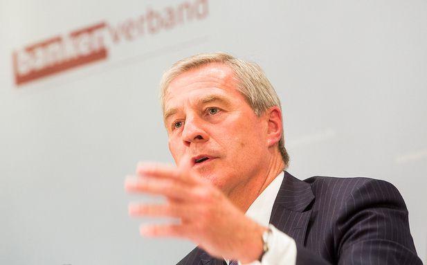 Deutsche-Bank-Chef Jürgen Fitschen. Foto: Bundesverband deutscher Banken