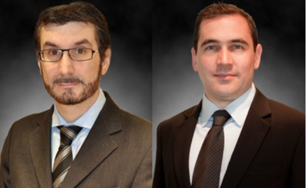Gianluca Moretti und Joshua McCallum, Fixed-Income-Ökonomen bei UBS Asset Management