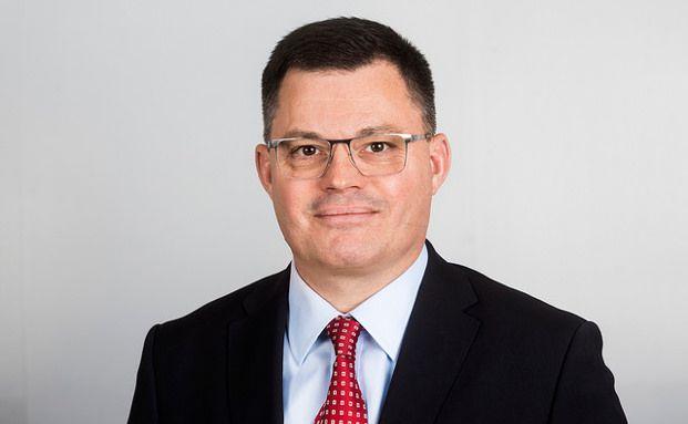 Thorsten Höche ist Geschäftsführer Recht des deutschen Bankenverbands. Fotograf: Jochen Zick, action press
