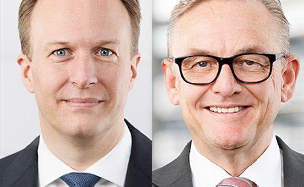 Frank Vogel (l.) und Jürgen Scharfenorth leiten die neue Pensions-Akademie.