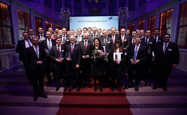Die Gewinner der Feri Eurorating Awards 2016