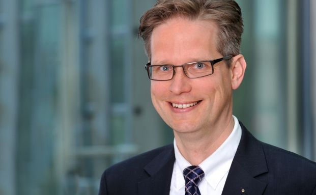 Martin Evers, Director bei Blackrock in Deutschland (Bild: Blackrock)