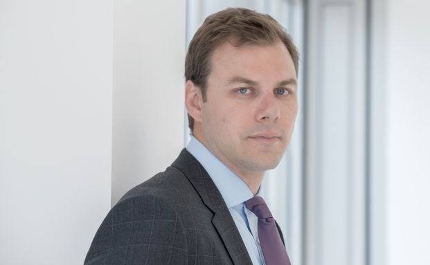 Bryon Lake ist Head of Invesco Powershares EMEA.