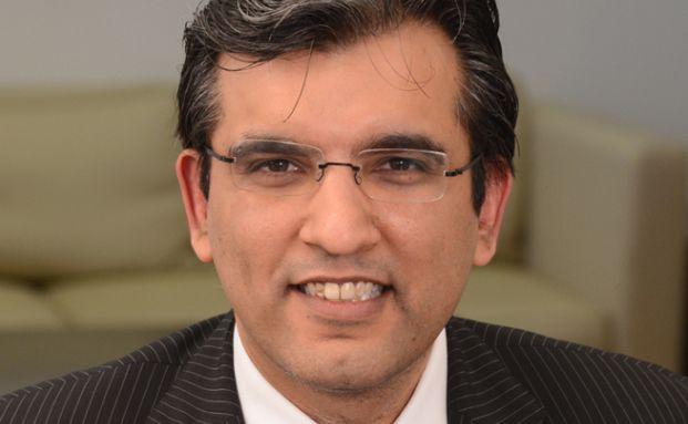 Salman Ahmed, Global Strategist bei Lombard Odier IM. Foto: Lombard Odier IM